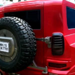 Mahindra Thar custom