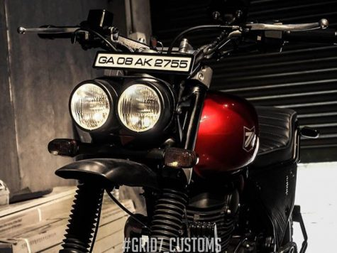 Modified Himalayan Grid7 Customs