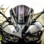 Yamaha R3 headlight