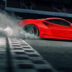 Custom Ferrari GTB