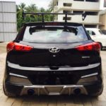 Hyundai Elite i20 custom