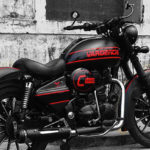 Modified Royal Enfield Classic 350 Vardenchi