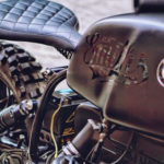 BMW R100 RS SEAT AND TANK