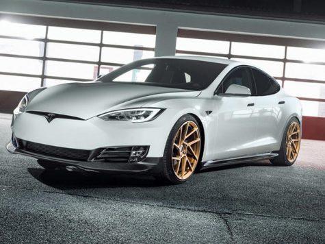 Custom Tesla Model S Novitec