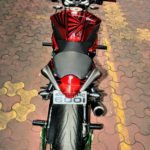 Modified Benelli TNT 600i