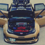 Subaru WRX STI Customized