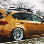 WRX STI Subaru Impreza Altered