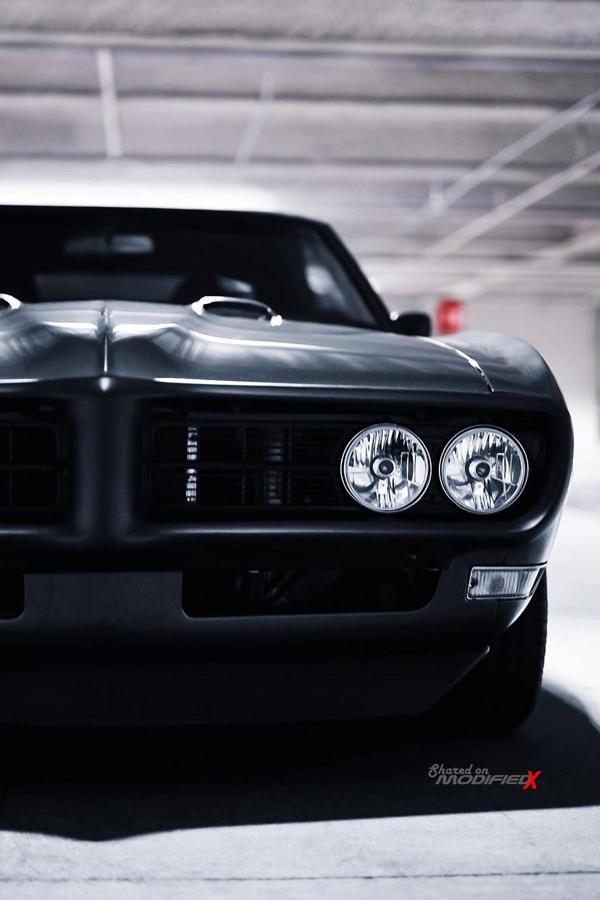 1968 Pontiac Fireblade custom front