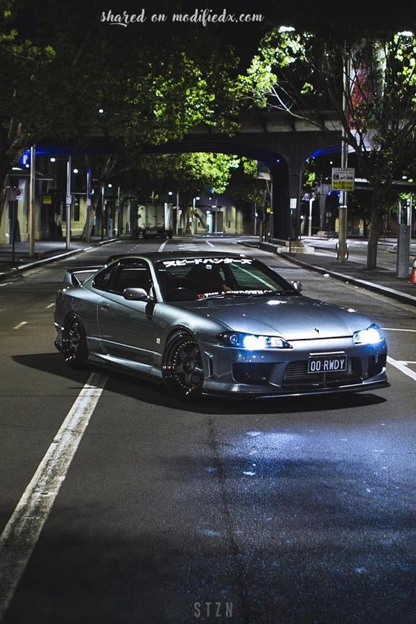 1999 Nissan Silvia S15 Spec-R Custom