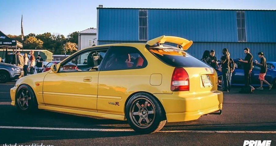 Type R Ek9 civic Custom