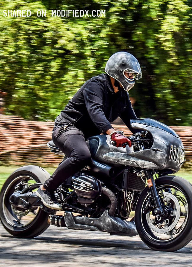 BMW R NineT Cafe Race Custom Thailand