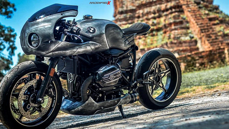 Kspeed Iron Racer Mark 1 custom BMW R NineT Racer