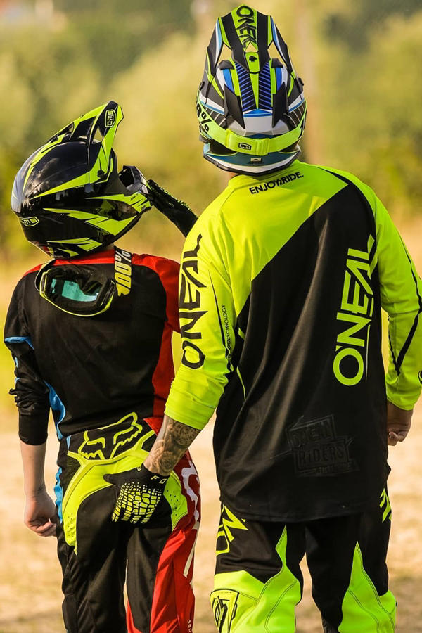 Best rider couple - Motocross