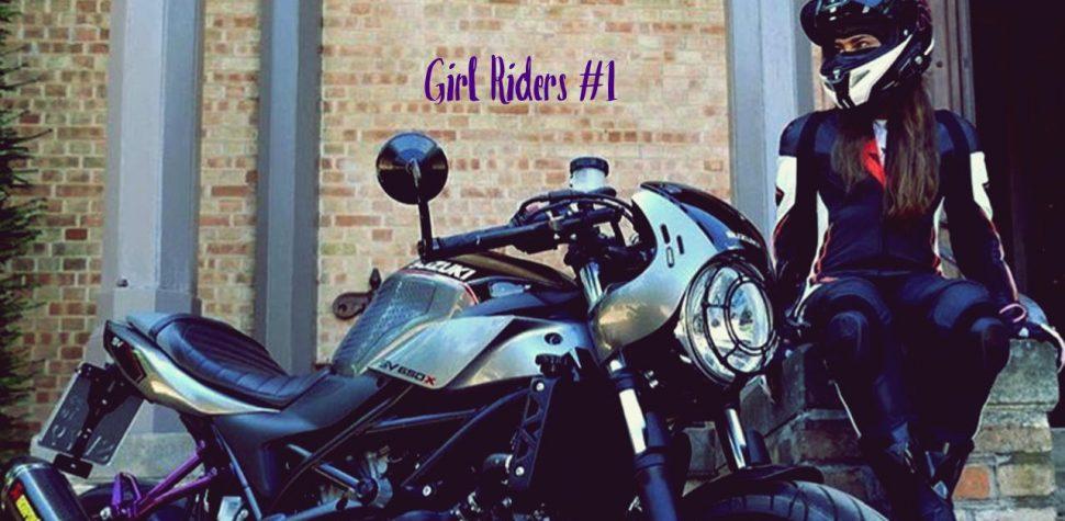 Girl Riders #1 ModifiedX.com