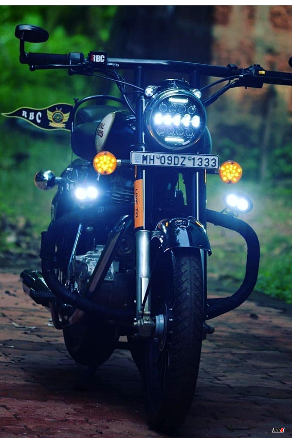 Bullet modified LED lights