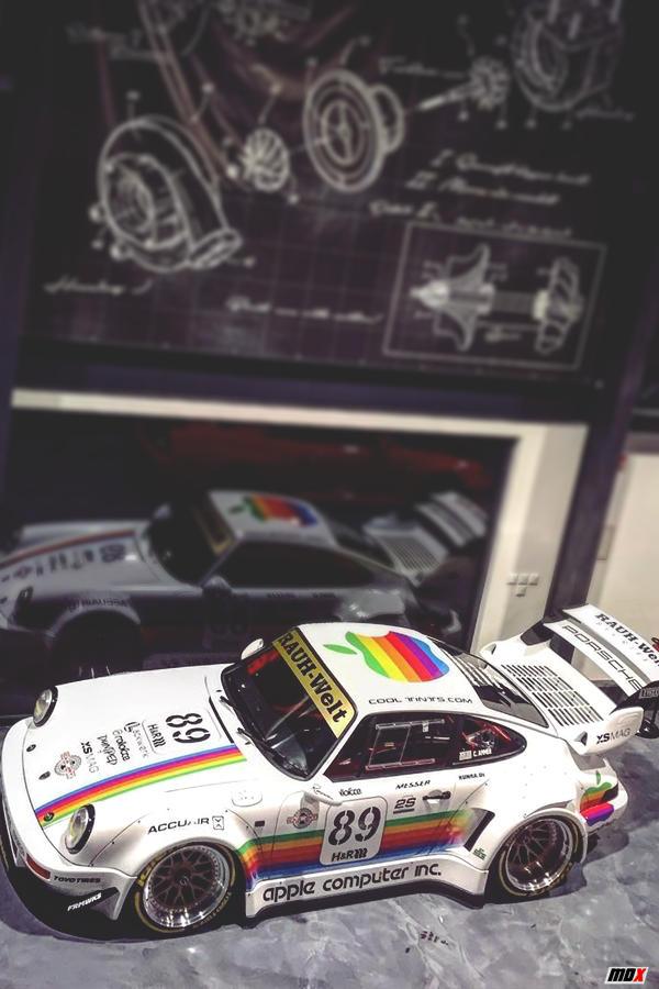 Custom Porsche 911 964