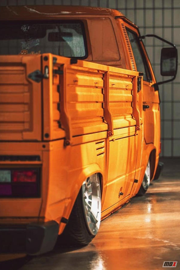 Custom Volkswagen T2 T3 body drop