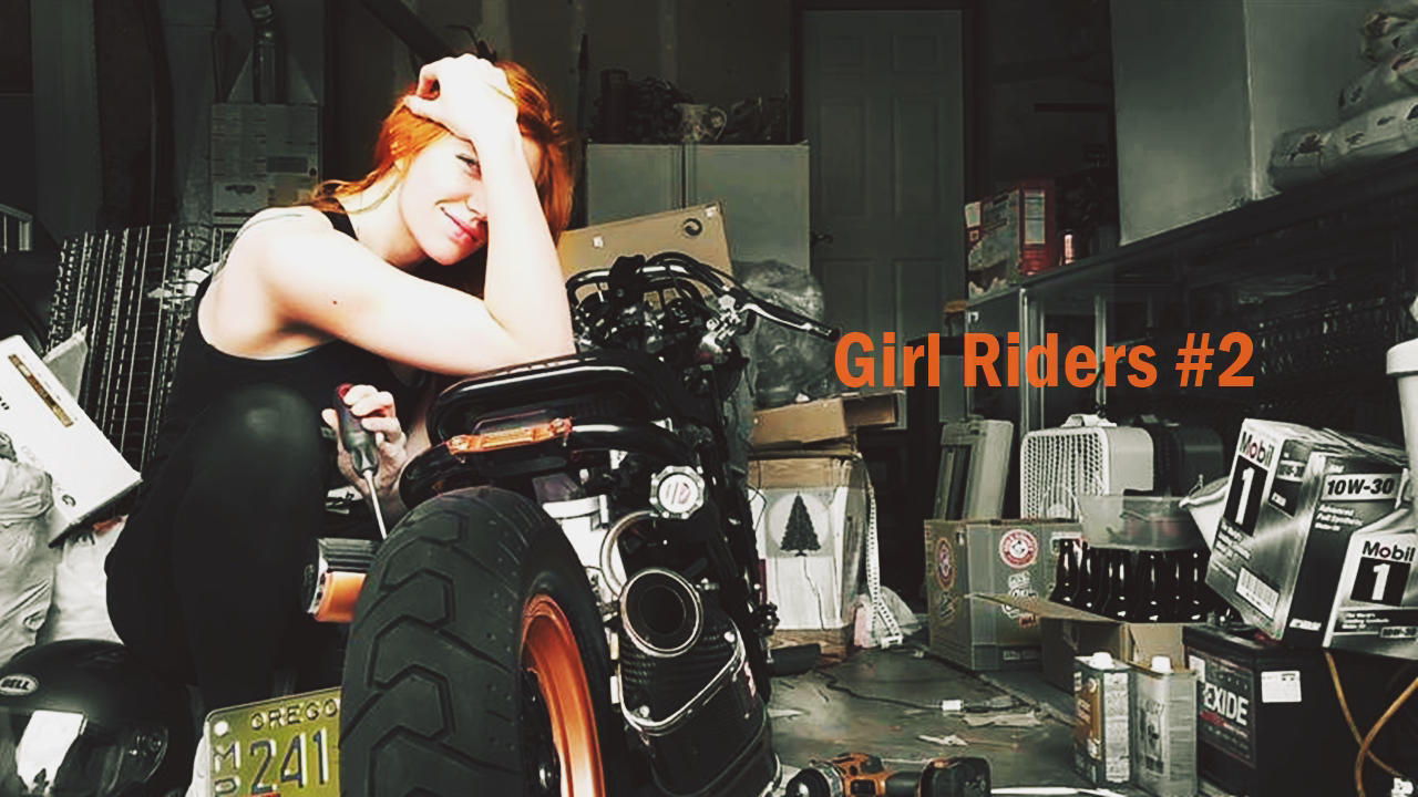 Girl Riders #2 modifiedx
