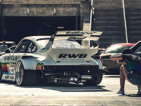 Porsche 964 911 restomod custom