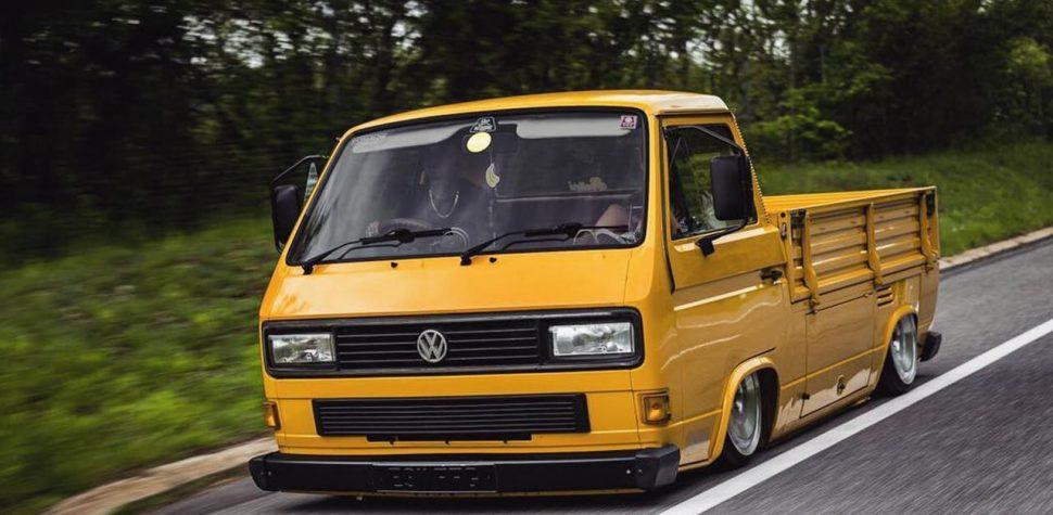 VW T25 truck custom