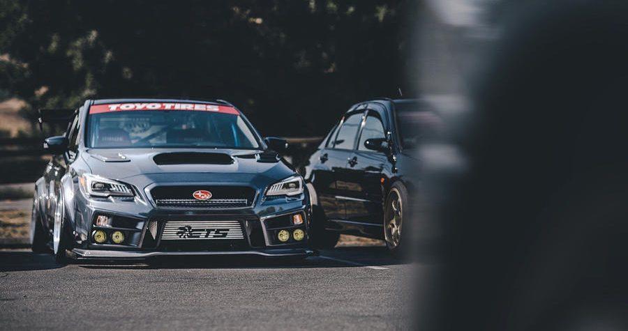 2016 Subaru STI Custom widebody