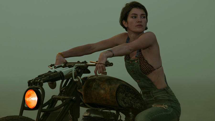 Girls of Royal Enfield Rider Mania Goa
