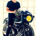 Custom Honda CBX Italy