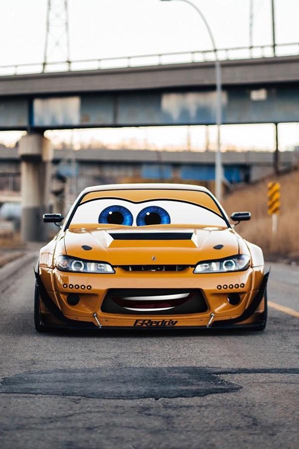 Nissan Silvia custom
