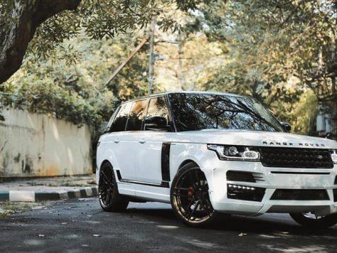 Range Rover Custom