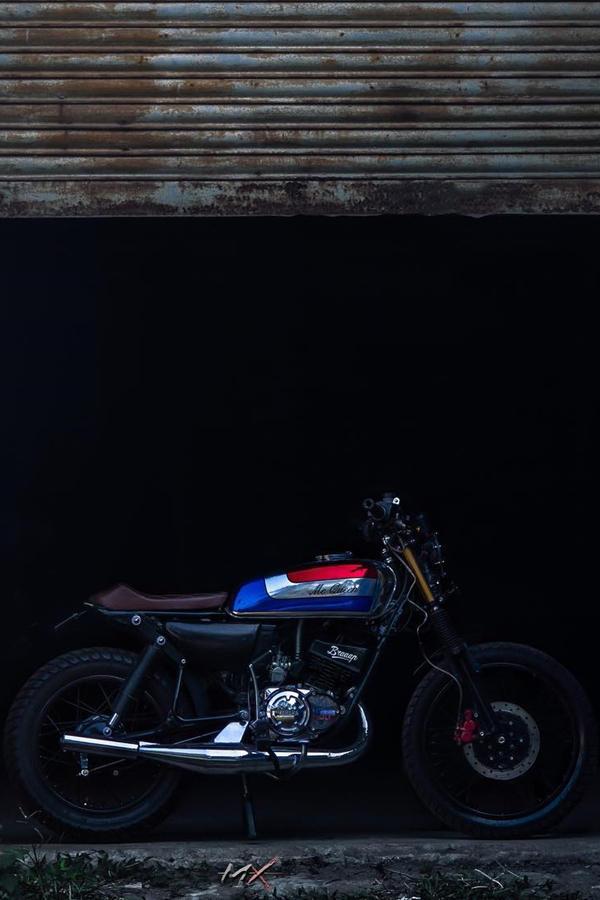 Custom Yamaha rx135