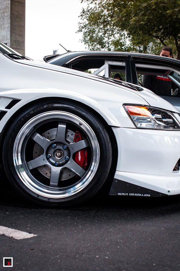 EVO XI Rays wheels