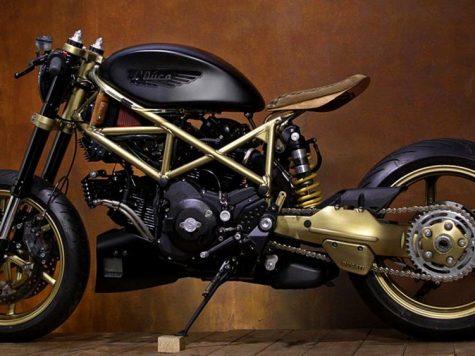 L'Dùca Custom Ducati