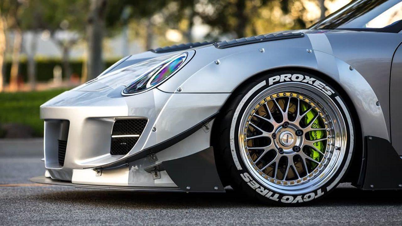 Porsche Tires