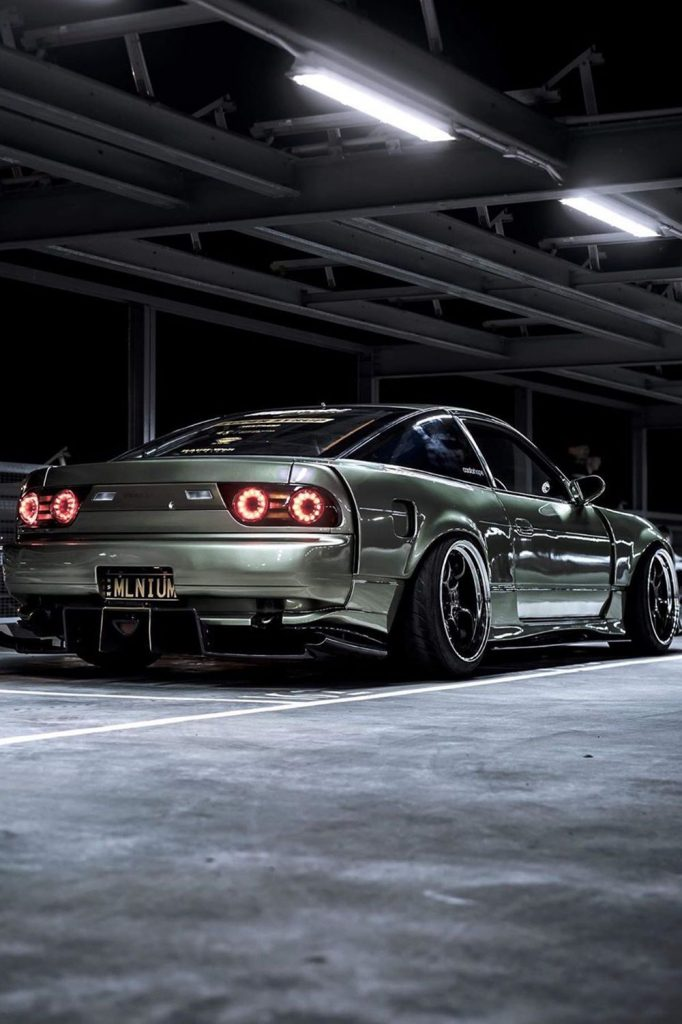 Wide rims Nissan Nismo
