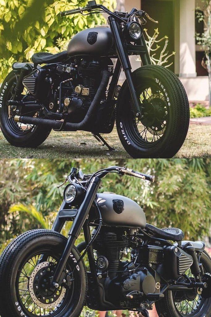 Classic 350 modified