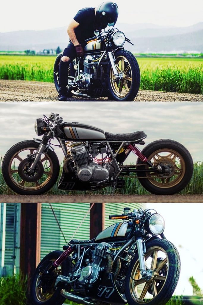 Hot cafe Racers