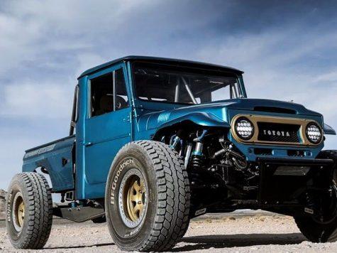 custom toyota fj45