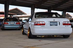 Clean Honda Civic EJ1 ~ Slammed