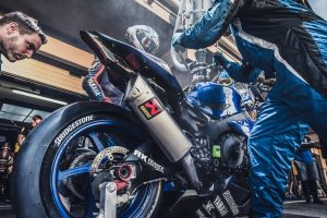 Yamaha Racing Akrapovic Exhaust
