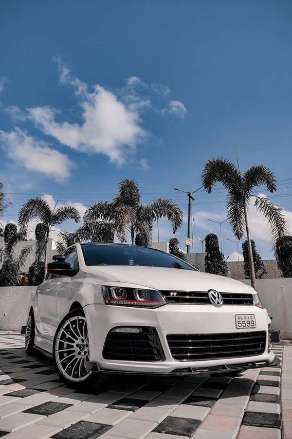 Polo custom front