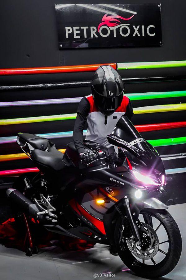 R15 v3 KED light mod