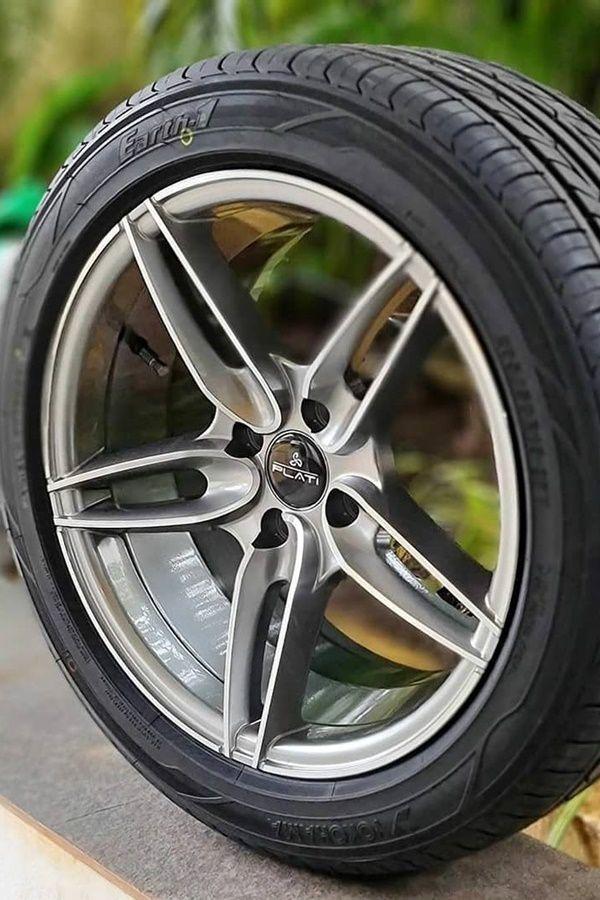 Indian plati alloy wheels