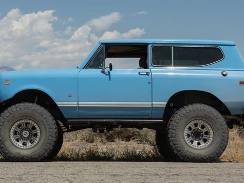 Internation Harvester Scout