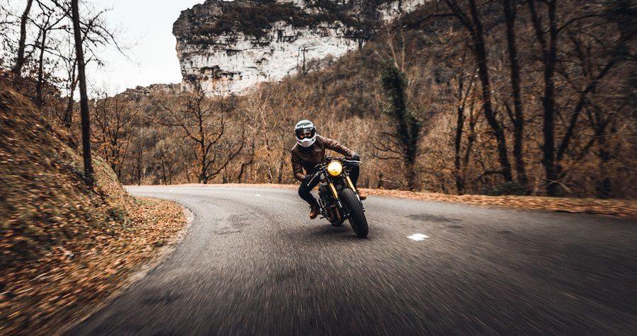 honda custom rider
