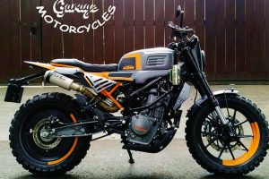 Modified Scrambler Duke
