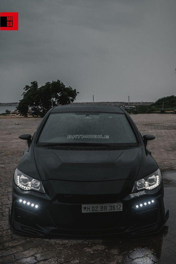 LED mod for HOnda civic