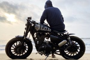Modified Thunderbird bike
