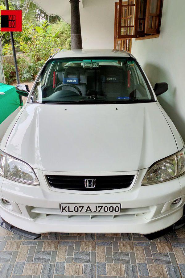 Honda CIty car VTec