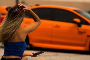 Tangerine WRX