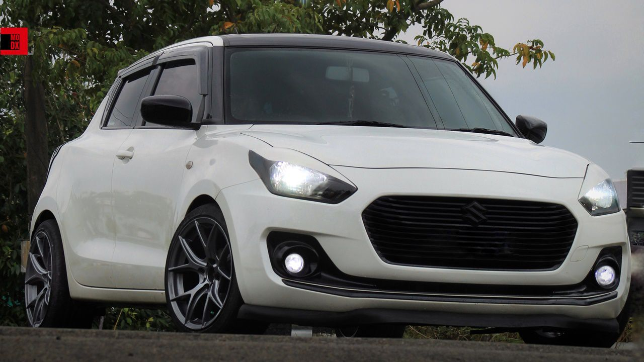 17 inch alloy wheels swift